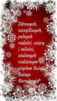 Kartka świąteczna 🎅 Merry Christmas Background, Merry Christmas Wishes, Christmas Greeting Cards, Christmas Greetings, Christmas Balls, Christmas And New Year, Christmas Time, Vintage Christmas, Holiday