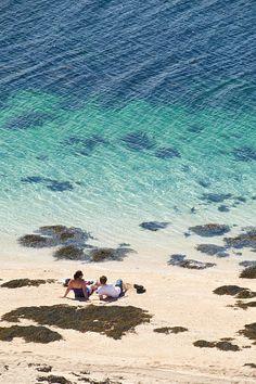 Coral Beaches on the Isle Of Skye.