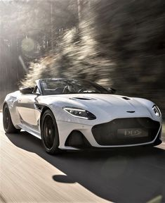 Aston Martin DBS Superleggera Volante Debuts As Droptop The Audi Rs3, Luxury Car Brands, Luxury Cars, New Sports Cars, Sport Cars, Aston Martin Volante, Aston Martin Dbs Volante, Austin Mini, Cars Motorcycles