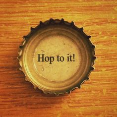 Hop to it! (Saint Arnold cap) #craftbeer