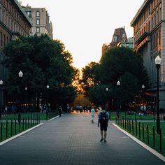 - Great evening at Columbia University.