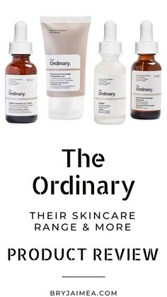 Lost on what The Ordinary Skincare range actually does? Learn about The Ordinary and find out what products are worth the hyper! The Ordinary Euk, The Ordinary Reviews, The Ordinary Skincare Review, Glass Skin, Even Skin Tone, Anti Aging Tips, Good Skin, Best Skin
