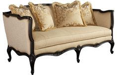 Drexel Heritage Upholstery - Marcelle Mid Sofa