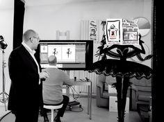 Making of: La Petite Robe Noire by Guerlain ad campaign