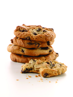 The o so delicious and always welcoming DoubleTree cookie!