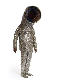 Art Spotting: Nick Cave Sound Suit