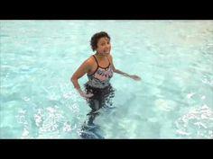 Aqua Instructor tip #31 Scissor through - YouTube