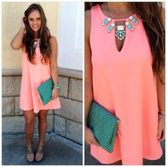 Dress Up Necklace Statement Outfit Girl Party Fahion