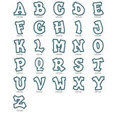 buchstaben ausmalen: alphabet malvorlagen a-z   buchstaben vorlagen zum ausdrucken, alphabet