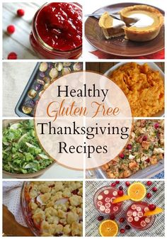 The holidays are a time where the whole family gathers and shares good times and good food. If you're dealing with food restrictions though, it can make the holiday meals difficult. These recipes will not only fit with your gluten free lifestyle, but even your gluteny extended family will enjoy them. Because no one wants [...]