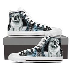 Lace-up for snug fit with metal eyelets for a classic look. Classic Looks, Snug Fit, Converse Chuck Taylor, High Tops, High Top Sneakers, Lace Up, Pink, Blue, Shoes