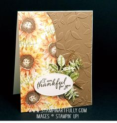 Kim Jolley, Stampin' Up! Demonstrator. StampinUp and SUO artistic and eclectic samples, tips and video tutorials. More at: www.stampinartfully.com