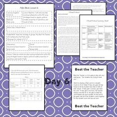 Math Lesson Plans, Math Lessons, 3rd Grade Math Worksheets, Math Blocks, Math Talk, Data Tracking, Learning Targets, Math Words, Student Data