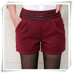 Female Fashion Winter Woolen High Waist Short For Women Hot Pants Girls Basic Shorts Femininos 2014 New Plus Size XXL Woman Sexy - http://www.freshinstyle.com/products/female-fashion-winter-woolen-high-waist-short-for-women-hot-pants-girls-basic-shorts-femininos-2014-new-plus-size-xxl-woman-sexy/