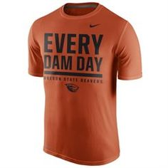 763043bb Men's Nike Orange Oregon State Beavers Local Verbiage Dri-FIT Legend T-Shirt  Athletic