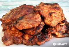 11 pompás szaftos grillhús, amit kint és bent is elkészíthetsz Bbq Pork, Pork Ribs, Pork Chops, Bbq Rub, Vietnamese Recipes, Vietnamese Food, Food 52, Tandoori Chicken, Bacon