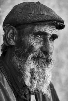 old man portrait photography Old Man portrait Melancholy Requiem by salemwitch Old Man Portrait, Portrait Ideas, Old Man Face, Old Man With Beard, Old Faces, Foto Real, Interesting Faces, Male Face, People Around The World