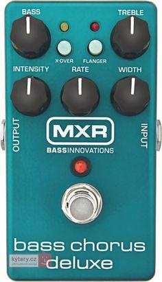 Pořiďte si DUNLOP MXR M83 Bass chorus deluxe (rozbalené) u největšího prodejce hudebních nástrojů. Expedujeme ihned. Vše skladem v e-shopu a na prodejnách. Záruka 3 roky a nejlepší služby.