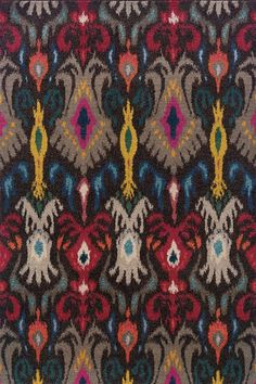 Material: Machine Woven Polypropylene Kaleidoscope by Sphinx is a new cross-woven collection of textured polypropylene with up to 65 colors per rug. Designs showcase a dramatic array of bright, featur