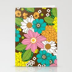 Spring Floral Stationery Cards by Joanne Paynter - $12.00