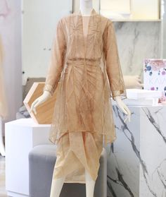 A modern indian outfit Kebaya Muslim, Kebaya Modern Hijab, Dress Brokat Modern, Kebaya Hijab, Muslim Dress, Model Kebaya Brokat Modern, Kebaya Lace, Kebaya Dress, Dress Pesta
