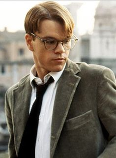 There's something about a man with a combover & glasses that gets to me... Mmm