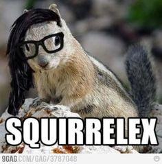 LOL. #Skrillex
