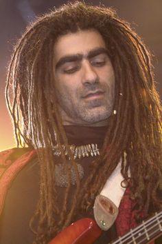 Mosh Ben Ari Attractive Men, Dreadlocks, Hair Styles, Music, Beauty, Beleza, Good Looking Men, Dreads, Hair Looks