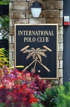 The best part of polo season?  the International Polo Club Palm Beach in Wellington, Florida.