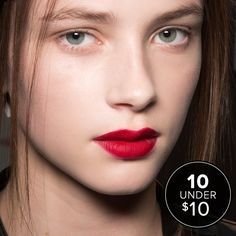 10 of Our Favorite Red Lipsticks Under $10