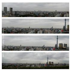 Traumhafte Aussicht auf Tokyo Tower x Asahi Flame #TheGateHotelTokyo