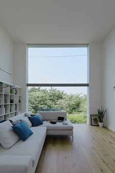beautiful modern home. minimalist design and decor. loft.