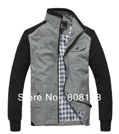 Aliexpress.com : Buy 2013 autumn new fashion comfortable korean version jacket stand collar outerwear men's clothing slim casual  coat free shipping from Reliable men's jean jacket suppliers on International Concepts . $30.90