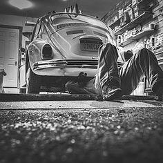 reparación de automóviles, taller de coches
