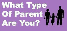 "What Type Of Parent Are You?  Wow!  I got ""the helicopter"". Just like everyone always says!!! Lol!"