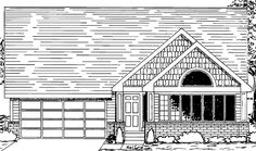 Eplans Prairie House Plan - Four Bedroom - 2825 Square Feet and 4 Bedrooms from Eplans - House Plan Code HWEPL74608