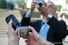 Durch Zürichs Altstadt mit der Samsung NX-Mini  Eine neue, dünne und leichte Kamera von Samsung, ein Rundgang durch Zürich – und beides zusammen ergibt eine kleine Bildergeschichte, die auch von einem Augenzwinkern handelt.