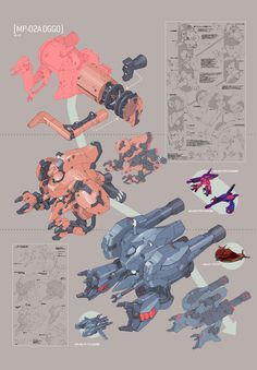 Mecha Suit, Sketches Tutorial, Gundam Art, Custom Gundam, Super Robot, Robot Design, Mechanical Design, Mobile Suit, Manga Art