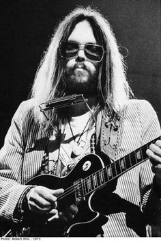 neil young #gibson #lespaul #guitar