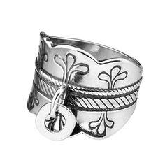 Lapland ring, Kalevala jewelry, Finnish design