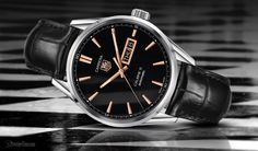 An in depth analysis and up close look at the TAG Heuer Carrera Calibre 5 Day-Date series.