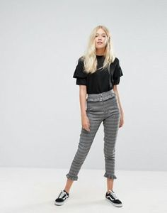 f70fa656bc1 Buy Multicolored Bershka Suit trousers for woman at best price. Compare  Trousers prices from online stores like Asos - Wossel Global