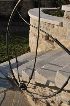 Philippitzis & associates » Λεπτομέρειες Architecture Details, Sidewalk, Stairs, House Styles, Building, Stairway, Side Walkway, Buildings, Walkway