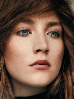 Saoirse Ronan - Wonderland Magazine - September/October 2014
