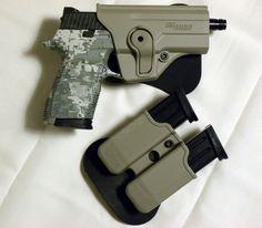 Sig Sauer P250 Tactical