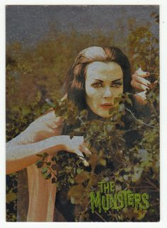 The Munsters - Deluxe # 3 Lily Dracula Munster - Dart 1995