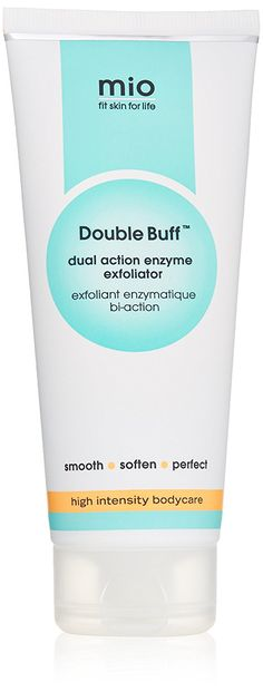Mio Double Buff Dual Action Enzyme Exfoliator, 5.1 fl. oz. ** This is an Amazon Affiliate link. You can get additional details at the image link.
