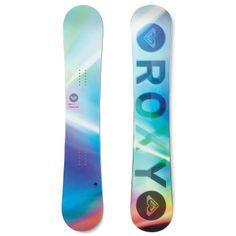 2011 Roxy Eminence C2BTX 155cm Womens Snowboard w/ Roxy Rock-It Dash Binding