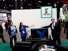 Our team is at #INTX ! Make sure to stop by and say hello ! #INTX #Chicago #Television #Expo