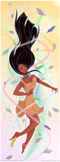 Feel the colours of the wind by *ThatDisneyLover on deviantART